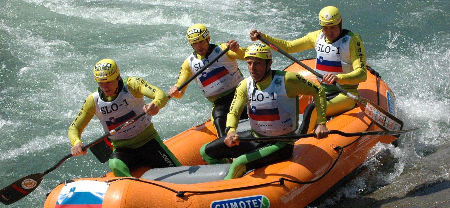 Rafting zveza Slovenije